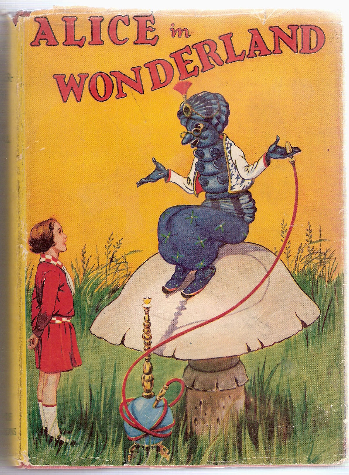 Image for Alice in Wonderland.