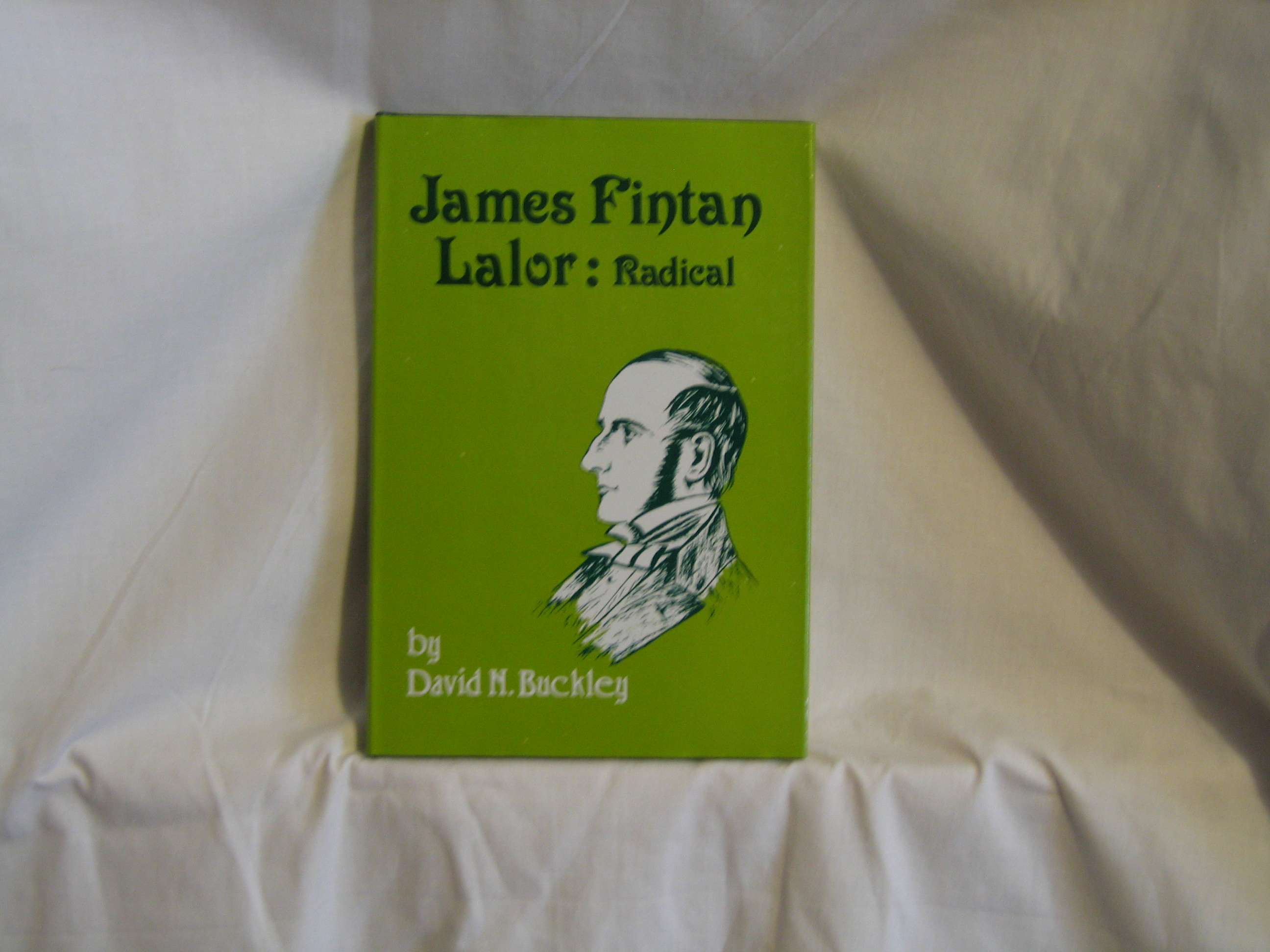 Image for James Fintan Lalor: Radical.