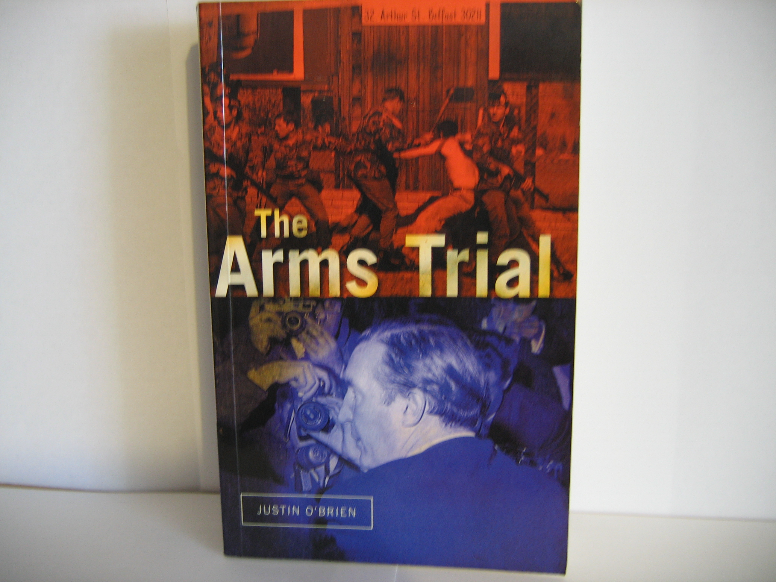Image for The Arms Trial.