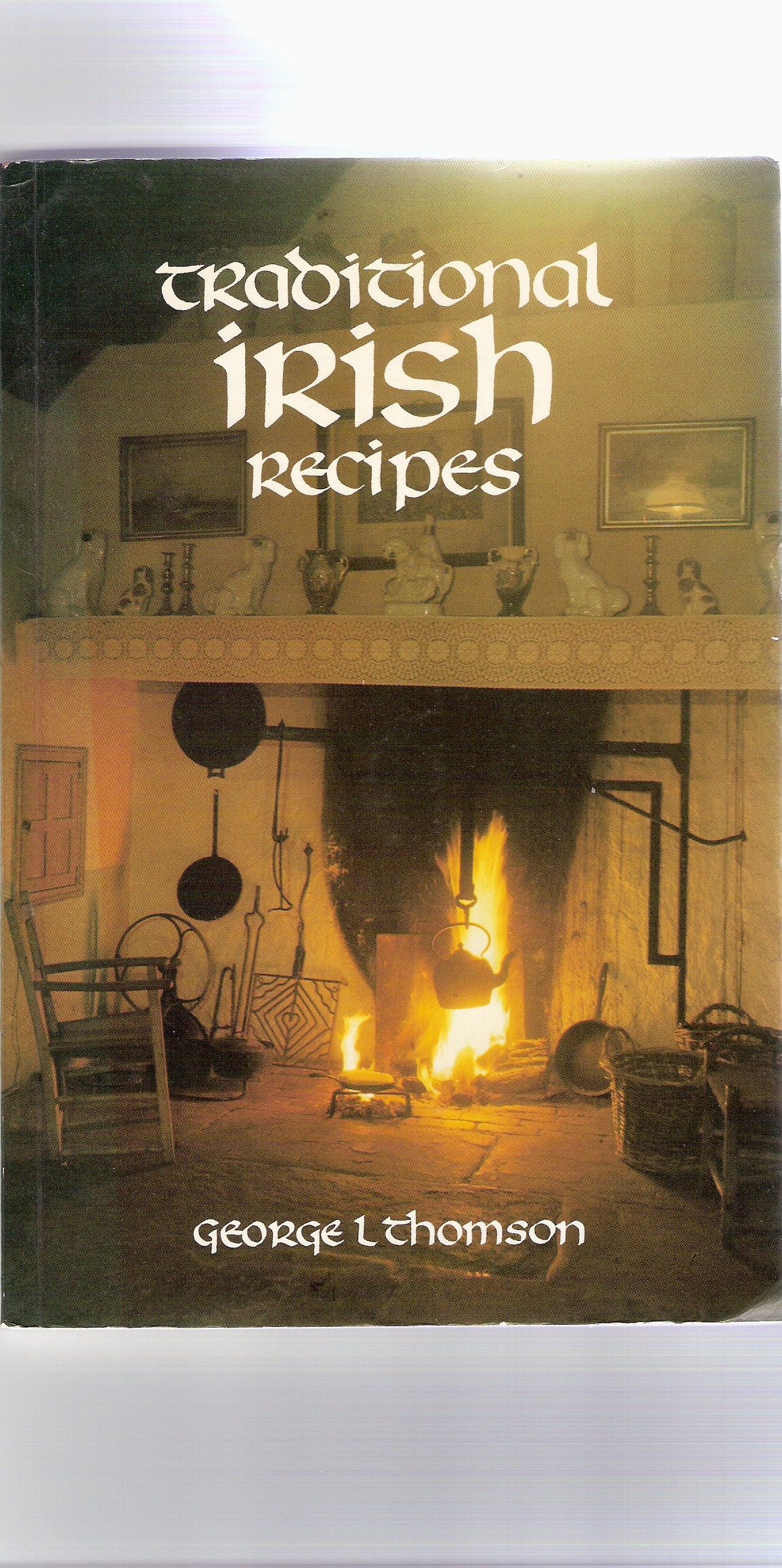 Image for Traditional Irish Recipes.